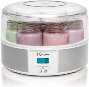 euro cuisine ymx650 yogurt maker